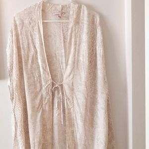 Victoria's Secret Robe Lounge wear, Sleep, Small